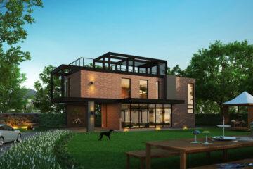 บ้าน modern classic