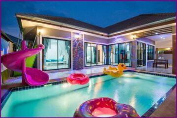 เที่ยว poolvilla กาญจนบุรี